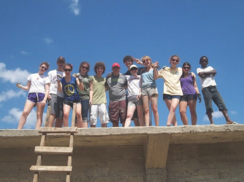 Image from the February, 2011 BJ Teen Service Learning Trip to the Dominican Republic. Photo: Emily Walsh