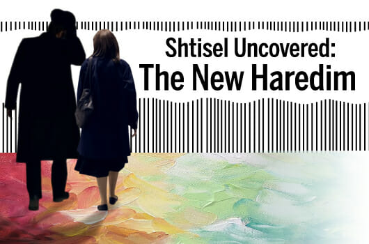 Shtisel Uncovered: The New Haredim