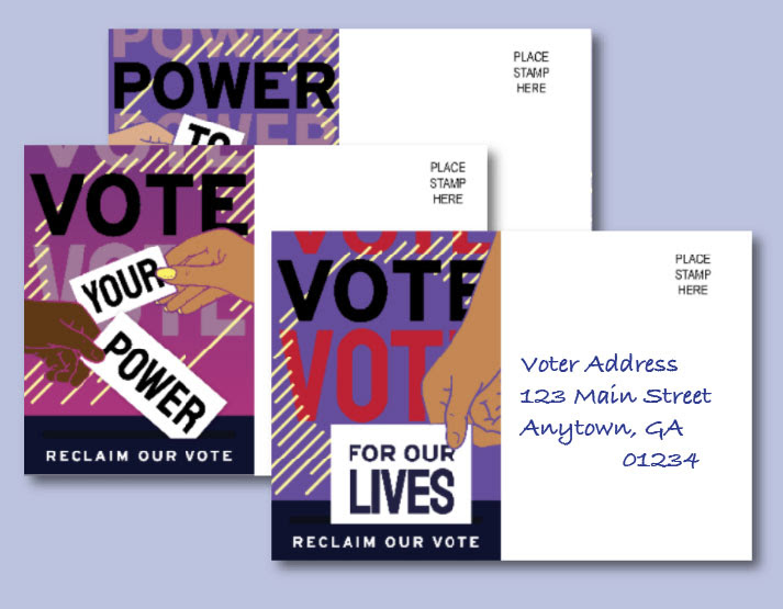 postcard vote graphic